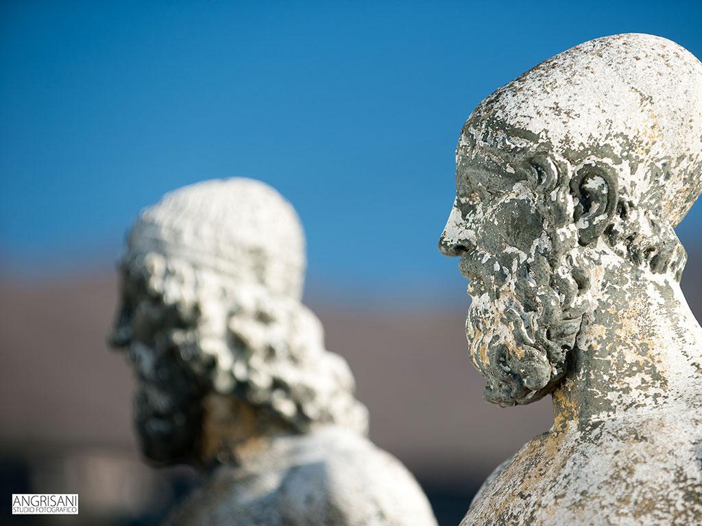 Statue e Manufatti D'Arte per l'Edilizia.
