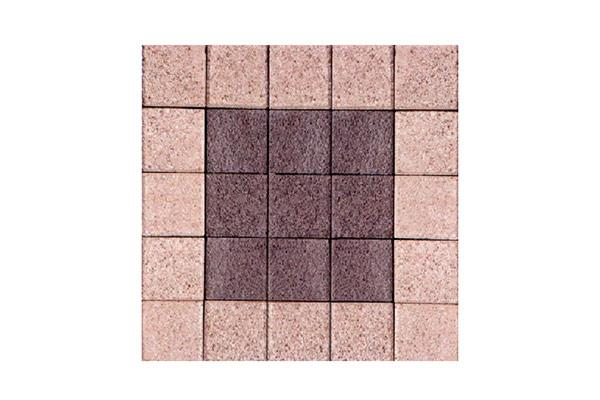 Composizione-pavimento-anticato-rosa-e-porfido-sabbiato