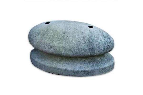 Dissuasore-ovale-finta-pietra-lavica