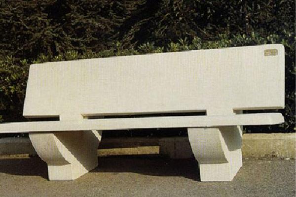 Panchina-Ischia-bianca-levigata
