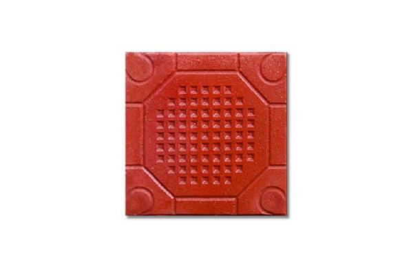 Pavimento-ottagono-interno-rosso