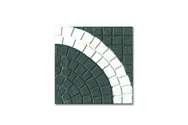 Pavimento-porfido-levigato-cerchio-grande-doppio-antracite-e-bianco
