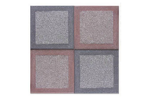 Pavimento-veneziano-con-fasce-rosso-antracite-e-graniglia